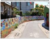 2015.04 台南善化‧胡家里彩繪村:台南善化‧胡家里彩繪村
