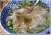 2012.10 南投埔里‧胡國雄古早麵:南投埔里‧胡國雄古早麵