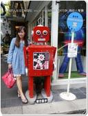 2014.10 台中‧ROBOT STATION 機器人餐廳(鐵皮駅):台中‧ROBOT STATION 機器人餐廳(鐵皮駅)
