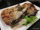 1207和原日式料理:鯛魚下巴岩鹽燒