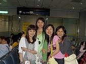 0706韓國濟州泰迪熊:下樓登機