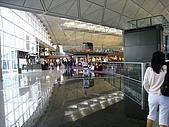 0908雲南八日遊-1:香港赤臘角機場
