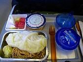 0908雲南八日遊-1:飛機餐