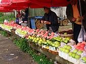 0908雲南八日遊-1:中途水果攤