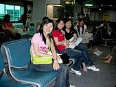 0706韓國濟州泰迪熊:登機門