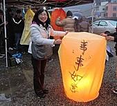 1102平溪天燈:放天燈