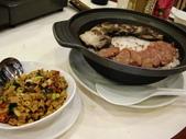 1110三媽喜事:櫻花蝦雙臘肉香米飯+四丁