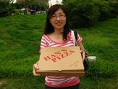 1106 Han's Pizza手工窯烤行動比薩車:買到了