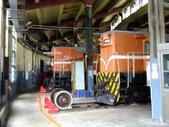 1106扇形車庫:扇形車庫