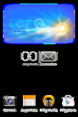 AsusLauncher:theme_1_screen_2_port.png