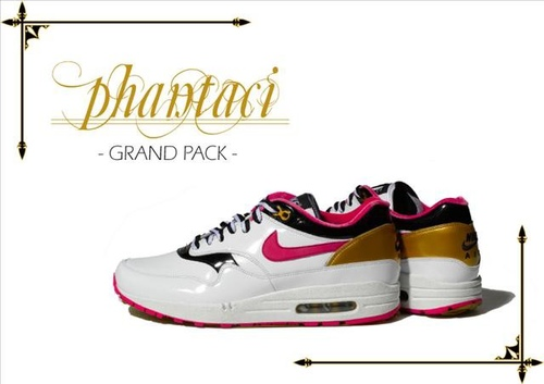 new product 8e7a4 22edc PHANTACi The GRAND PIANO Nike Air Max 1 APFC MADE IN .