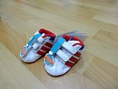 FC Bayern adidas Crib (嬰兒學步鞋 / 爬行鞋):DSC04289.JPG