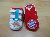 FC Bayern adidas Crib (嬰兒學步鞋 / 爬行鞋):DSC04288.JPG