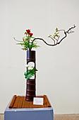 2011年3月18日於花蓮縣文化中心舉行會員聯展:LIU_2238中華花藝推廣協會花展中庭11.jpg