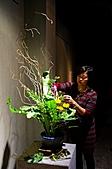 2011年3月18日於花蓮縣文化中心舉行會員聯展:LIU_0718中華花藝推廣協會花展創作中1.jpg