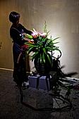 2011年3月18日於花蓮縣文化中心舉行會員聯展:LIU_0819中華花藝推廣協會花展創作中4.jpg