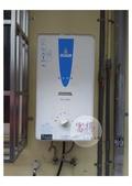 光田牌//維修安裝竣工分享:光田牌熱水器KH-1066