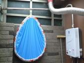 千輝//維修安裝竣工分享:千輝牌CH-1311強排型熱水器