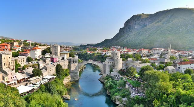 Mostar_P2.jpg - 巴爾幹半島的小國小城