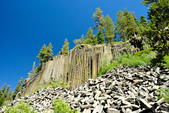加州健行:Eastern Sierra:DevilPostpile1.JPG