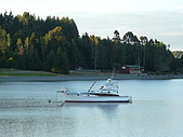 紐西蘭風景篇:清晨中蒂阿那湖2.JPG