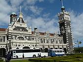 紐西蘭風景篇:但尼丁火車站.JPG