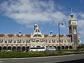 紐西蘭風景篇:但尼丁火車站2.JPG