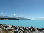 紐西蘭風景篇:Tekapo湖2.JPG
