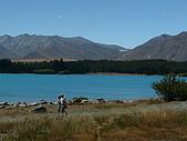 紐西蘭風景篇:Tekapo湖5.JPG