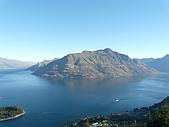 紐西蘭風景篇:俯瞰Wakatipu湖1.JPG