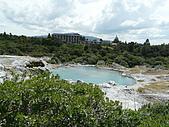 紐西蘭風景篇:毛利人村-藍池.JPG