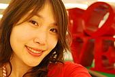 2008-02設計.曼谷:自拍成功!LOVE ME啦.