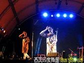 080801宜蘭-星光音樂會:RickyQ-古典印度舞KATHAK卡塔克表演2