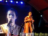 080801宜蘭-星光音樂會:2008宜蘭星光音樂會-RickyQ-解說印度舞2
