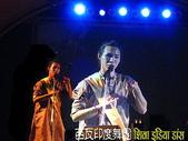 080801宜蘭-星光音樂會:RickyQ-古典印度舞KATHAK卡塔克表演1