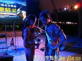 080801宜蘭-星光音樂會:Ricky與青年音樂家張宜蓁Janelle