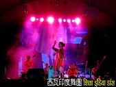 080801宜蘭-星光音樂會:Ricky Q與印度維吾爾樂團-即興1