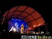 080801宜蘭-星光音樂會:2008宜蘭星光音樂會-RickyQ-解說印度舞