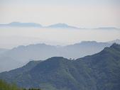 2007.07 五峰山上人家/內灣:山上人家-遠方雲海