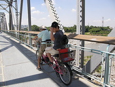 2007.07 后里:后豐鐵馬道-花樑鋼橋