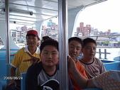 2006.06 淡水:坐渡輪到八里2006