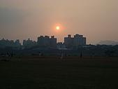 生活隨手拍:1220夕陽-3