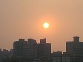 生活隨手拍:1220夕陽-4