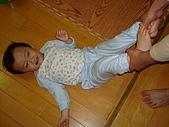 肥ㄗㄗ(2歲):喜歡叫把拔拖著走