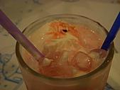 希臘秘密旅行:攪拌後變成浪漫的粉紅色...^^