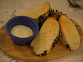 希臘秘密旅行:麵包很鬆軟好吃~