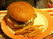 20110116 Gary Bee '69:超級大漢堡