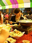 皇凱曉梅婚宴:可憐的文政~只能吃沙拉~