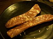 七月聚餐-烤狀猿:高梁香腸...好吃>///<