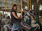 六福村員旅:旋轉木馬